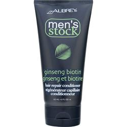 AUBREY Men's Stock Ginseng Biotin Hair Repair Conditioner 6 fl.oz