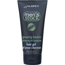 AUBREY Men's Stock Ginseng Biotin Hair Gel 6 fl.oz
