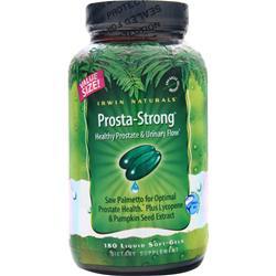 IRWIN NATURALS Prosta-Strong 180 sgels