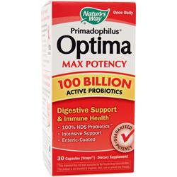 Nature's Way Primadophilus Optima Max Potency 30 caps