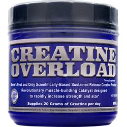 Hi-Tech Pharmaceuticals Creatine Overload 600 grams