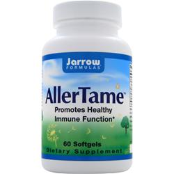 JARROW AllerTame Best by 10/14 60 sgels