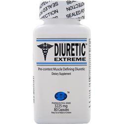 CTD Diuretic Extreme 80 caps