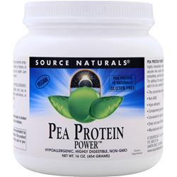Source Naturals Pea Protein Power 16 oz