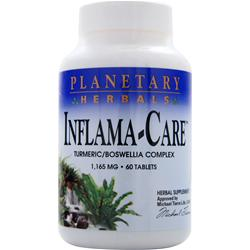 PLANETARY FORMULAS Inflama-Care 60 tabs