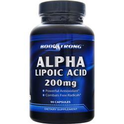 BodyStrong Alpha Lipoic Acid (200mg) 90 caps