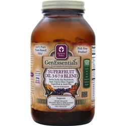 GENESIS TODAY GenEssentials - Superfruit Oil 3-6-7-9 Blend 180 sgels
