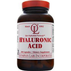 Olympian Labs Hyaluronic Acid 100 caps