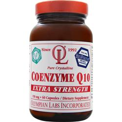 OLYMPIAN LABS Coenzyme Q10 - Extra Strength (150mg) 60 caps