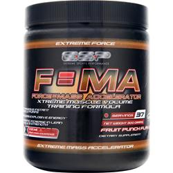 ESP F = MA Fruit Punch 300 grams