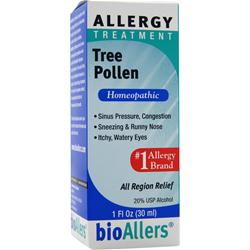 Bioallers Allergy Treatment - Tree Pollen 1 fl.oz