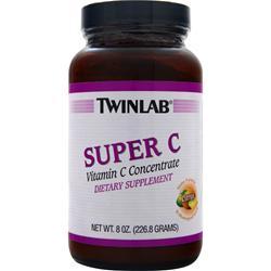 TwinLab Super C-2000 Powder 8 oz