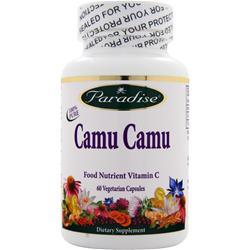 Paradise Herbs Camu Camu 60 vcaps