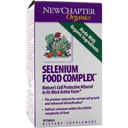 NEW CHAPTER Selenium Food Complex 90 tabs