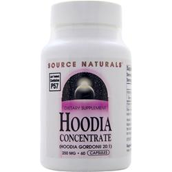 SOURCE NATURALS Hoodia Concentrate (250mg) 60 caps