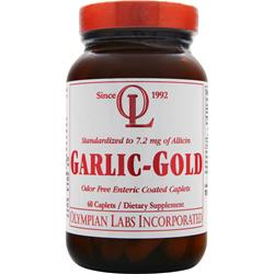 Olympian Labs Garlic-Gold 60 caps