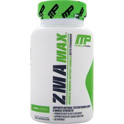 MUSCLE PHARM ZMA Max 60 caps