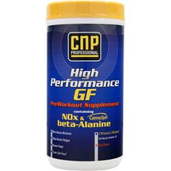 CNP PROFESSIONAL High Performance GF - PreWorkout Supplement Fruit Punch 2.78 lbs