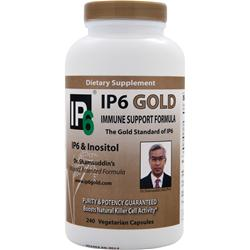 IP6 Gold - Immune Support Formula 240 caps