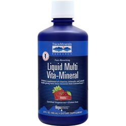 TRACE MINERALS RESEARCH Liquid Multi Vita-Mineral Berry 32 fl.oz