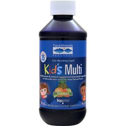 TRACE MINERALS RESEARCH Kid's Multi - Fast Absorbing Liquid Citrus Punch 8 fl.oz