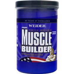 WEIDER Dynamic Muscle Builder Creamy  Vanilla 19.05 oz