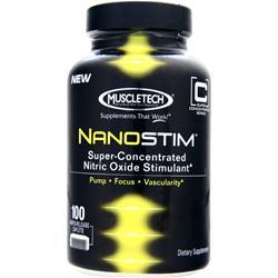 MUSCLETECH NanoStim 100 caps