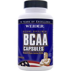 Weider BCAA Capsules 120 caps