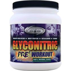 STS Glyconitric Pre1 Workout 620 grams