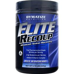 DYMATIZE NUTRITION Elite Recoup Blue Raspberry .76 lbs