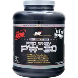 SNI Pro Whey PW-30 Hardcore Series Vanilla Cake Batter 5 lbs