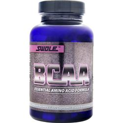 SWOLE BCAA - Essential Amino Acid Formula 120 caps