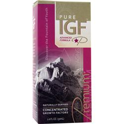 PURE SOLUTIONS Pure IGF Advanced Formula P - Premium 1 fl.oz