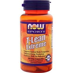 Now T-Lean Extreme 60 vcaps