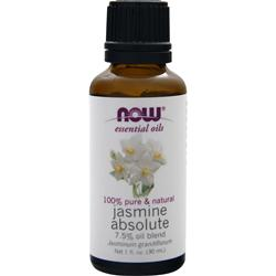 Now Jasmine Absolute - 7.5% Oil Blend 1 fl.oz