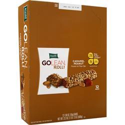 Kashi GOLEAN Roll! Caramel Peanut 12 bars