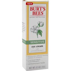 BURT'S BEES Eye Cream Sensitive .5 oz
