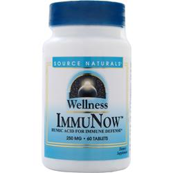 Source Naturals Wellness ImmuNow  BEST BY 4/17 60 tabs