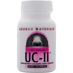 Source Naturals UC-II (40mg) 60 caps