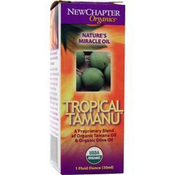New Chapter Tropical Tamanu Oil 1 fl.oz