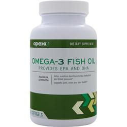 APEX Omega-3 Fish Oil 90 sgels