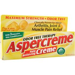 CHATTEM Aspercreme - Pain Relieving Creme 5 oz