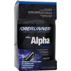 Forerunner Labs FRL Alpha Mass 168 lcaps