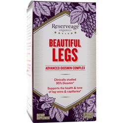 Reserveage Organics Beautiful Legs 30 vcaps