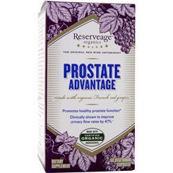 Reserveage Organics Prostate Advantage 60 vcaps