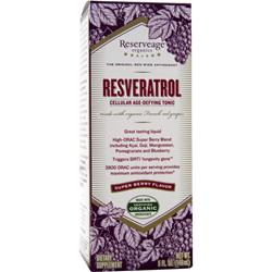 RESERVEAGE ORGANICS Resveratrol Cellular Age-Defying Tonic 5 fl.oz