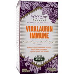 RESERVEAGE ORGANICS Viralaurin Immune 60 vcaps
