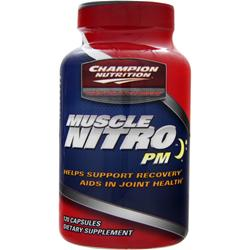 CHAMPION NUTRITION Muscle Nitro PM 120 caps