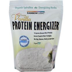 RAINBOW LIGHT Protein Energizer (Rice Protein) Creamy Vanilla 10.7 oz