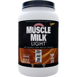 CYTOSPORT Muscle Milk Light Chocolate 3.09 lbs